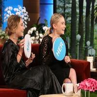 VIDEO: Mary Kate & Ashley Olsen Talk New Fragrance & More on Today's ELLEN