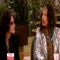 VIDEO: Aerosmith's Steven Tyler and Joe Perry Chat Career Highlights on THE TALK