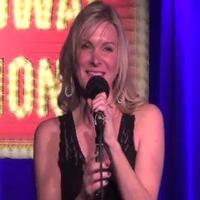 STAGE TUBE: Jessica Hendy Peforms 'Chasing Cars' & 'Another Day' at Broadway Sessions