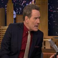 VIDEO: ALL THE WAY's Bryan Cranston Channels LBJ on Fallon