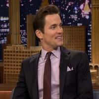 VIDEO: Matt Bomer Talks HBO's THE NORMAL HEART on Fallon