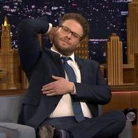 VIDEO: Seth Rogen Talks James Franco, New Film 'Neighbors' & More on FALLON