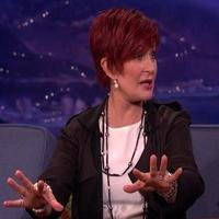 VIDEO: Sharon Osbourne Tells Conan She's DONE with Talent Reality Shows