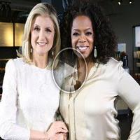 VIDEO: Sneak Peek - Arianna Huffington Set for OWN's SUPER SOUL SUNDAY Today
