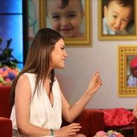 VIDEO: Mila Kunis Talks Pregnancy, Engagement & New Film on Today's ELLEN