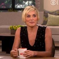 VIDEO: Sharon Stone Addresses Stroke Rumors on THE TALK