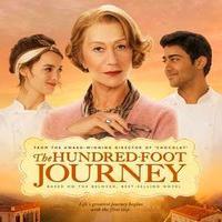 VIDEO: Poster/Trailer for HUNDRED-FOOT JOURNEY Starring Helen Mirren