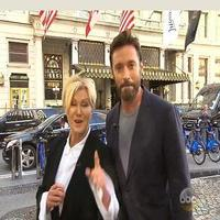 VIDEO: Hugh Jackman Interviews Barbara Walters on ABC's THE VIEW