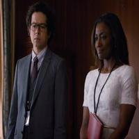 STAGE TUBE: First Look at Patina Miller, Bebe Neuwirth & Sebastian Arcelus in CBS' Political Drama MADAM SECRETARY