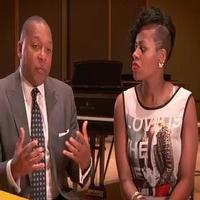 VIDEO: Fantasia & Wynton Marsalis Talk Broadway's AFTER MIDNIGHT