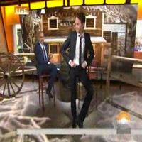 VIDEO: Watch HEDWIG's Neil Patrick Harris Do a Hoedown on 'Today'
