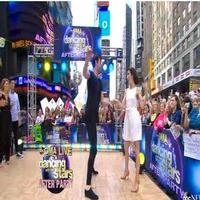 VIDEO: Watch Maks, Meryl & DWTS Finalists Perform on Today's GMA