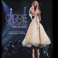 First Listen: Carrie Underwood Debuts New Song 'Keep Us Safe'