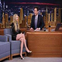 VIDEO: Amanda Seyfried Chats New Film 'Million Ways to Die' on FALLON
