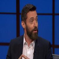 VIDEO: Hugh Jackman Talks Tony's, X-MEN & More on SETH MEYERS