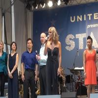 BWW TV: Watch MAMMA MIA! Cast Perform at STARS IN THE ALLEY!