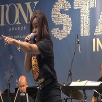 BWW TV: THE LION KING's Thulisile Thusi Brings 'The Circle of Life' to STARS IN THE ALLEY