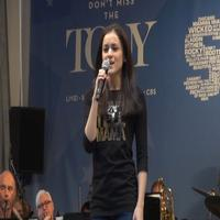 BWW TV: Andrea Goss Sings CABARET's Title Song at STARS IN THE ALLEY!