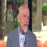 VIDEO: John Malkovich Talks New NBC Series CROSSBONES on 'Today'