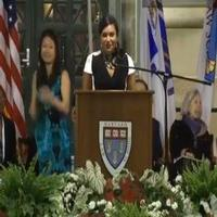 VIDEO: Mindy Kaling Gives Harvard Law School Commencement Address