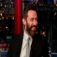 VIDEO: TONY Host Hugh Jackman Teases: 'Ya Never Know Who's Going to Show Up!' on Letterman