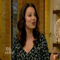 VIDEO: CINDERELLA's Fran Drescher Shares Stage Mishap on Today's LIVE