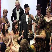 STAGE TUBE: Behind-the-Scenes of Kennedy Center's SIDE SHOW 'Attractions' Photo Shoot