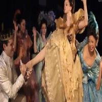 STAGE TUBE: CINDERELLA Cast Wraps Up Act II  in Just Two Minutes!