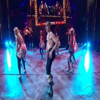 STAGE TUBE: Alan Cumming & Cast of CABARET Bring The Kit Kat Club to 2014 Tonys