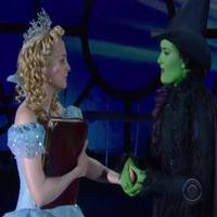 STAGE TUBE: Christine Dwyer & Jenni Barber Celebrate WICKED's 10th Anniversary at 2014 Tony Awards
