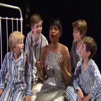 STAGE TUBE: Jennifer Hudson Performs Song from FINDING NEVERLAND at Tony Awards