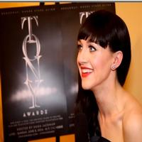 BWW TV: Best Featured Actress in a Musical Winner Lena Hall Reacts to HEDWIG's Tony Wins!