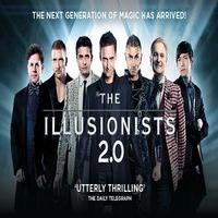 STAGE TUBE: Get Ready to Experience the Next Generation of Magic - THE ILLUSIONISTS 2.0