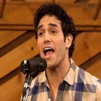 STAGE TUBE: Adam Jacobs Sings 'Proud of Your Boy' from ALADDIN in Studio with Alan Menken