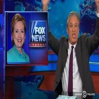 VIDEO: Jon Stewart Mocks FOX & CNN 'Exclusive' Interviews with Hillary Clinton