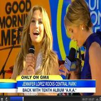 VIDEO: Jennifer Lopez Talks New Album & Upcoming Book on GMA
