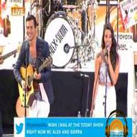 VIDEO: X FACTOR Champs Alex & Sierra Debut New Single 'Scarecrow'