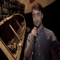 STAGE TUBE: THE CRIPPLE OF INISHMAAN's Daniel Radcliffe Gives Backstage Tour at Cort Theatre!