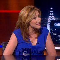 VIDEO: Edie Falco Talks 'Nurse Jackie', 'Sopranos' & More on COLBERT