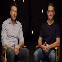VIDEO: Matt Damon & Ben Affleck in Promo for HBO's PROJECT GREENLIGHT