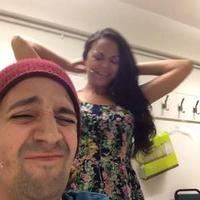 STAGE TUBE: Lin-Manuel Miranda and Karen Olivo Warm-Up to RENT