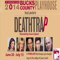 STAGE TUBE: Bucks County Playhouse Presents DEATHTRAP