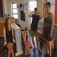 STAGE TUBE: In Rehearsal with Cast of NYMF's DEPLOYED THE MUSICAL
