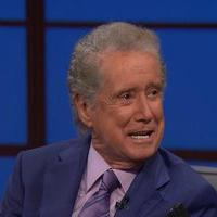 VIDEO: Regis Philbin Announces Reunion with Co-Host Kathie Lee on LATE NIGHT!