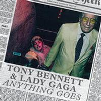 FIRST LISTEN: Lady Gaga & Tony Bennett Sing 'Anything Goes' on Upcoming 'Cheek to Cheek' Album