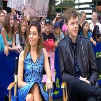 VIDEO: Aubrey Plaza, Dane DeHaan Talk New Zom-Com LIFE AFTER BETH