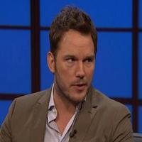 VIDEO: Chris Pratt Talks 'Guardians of the Galaxy' & More on LATE NIGHT
