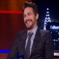 VIDEO: James Franco Talks New Film 'Child of God' on COLBERT