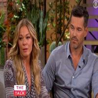 VIDEO: LeAnn Rimes Gets Emotional Over Relationship with Father on THE TALK