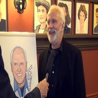BWW TV: PIPPIN Cast Celebrates John Rubinstein's Caricature Unveiling at Sardi's!